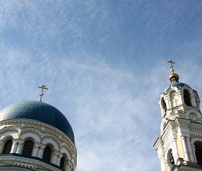 В Воронеже построят храм на территории областной больницы