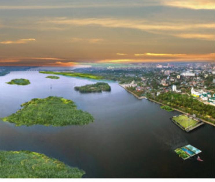 В Воронеже начался первый этап реновации водохранилища