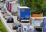 Из-за ремонта дорог и ДТП Воронеж на выезде с двух сторон «окружили» пробки