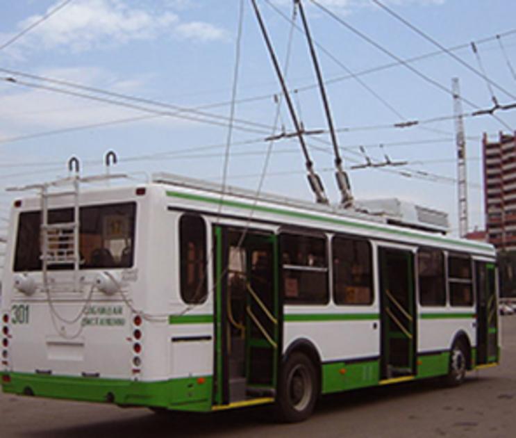 Из-за ремонта моста в Советском районе троллейбус №17 изменит схему движения
