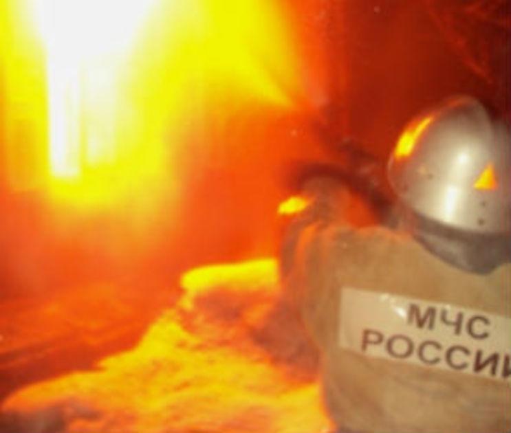 Из горящего офисного здания в центре Воронежа эвакуировали 70 человек