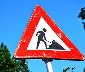 Движение по улице Ушинского в Воронеже остановится с 6 октября до конца месяца