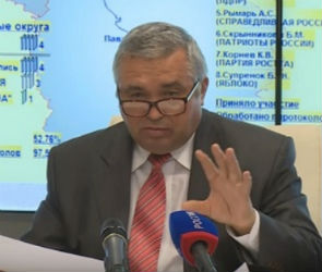 Воронежцам предлагают подписать петицию за отставку Владимира Селянина
