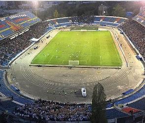 Во время футбольного матча «Факел» - «Динамо» в Воронеже задержаны 9 человек