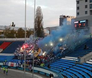 Президент ФНЛ: Беспорядки на матче «Факел» - «Динамо» были спланированной акцией