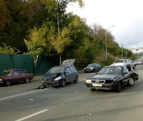 В ДТП на Набережной Массалитинова пострадал 11-летний мальчик
