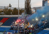 В Воронеже за драку и стрельбу на матче Факел-Динамо арестовали четырех фанатов