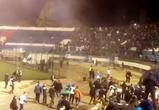 «Факел» и «Динамо» могут наказать, стадион закрыть за драку фанатов в Воронеже