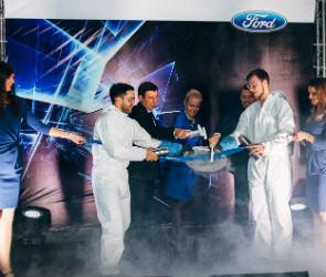 В Воронеже открылся новый дилерский центр Ford