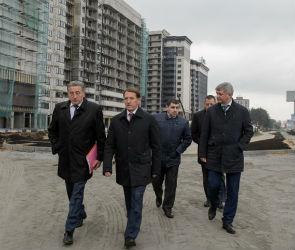 Губернатор: «В новых микрорайонах социальная инфраструктура не должна отставать»