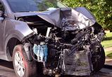 На трассе под Воронежем перевернулась Мазда, водитель погиб