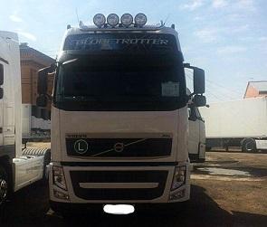 Пропавший в Воронеже водитель фуры мог сбежать с деньгами работодателя
