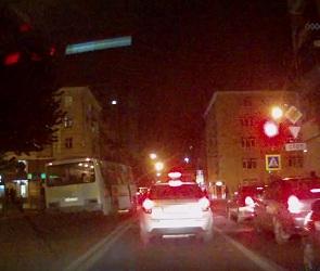 В Воронеже очередного наглого водителя ПАЗика оштрафовали по видеозаписи