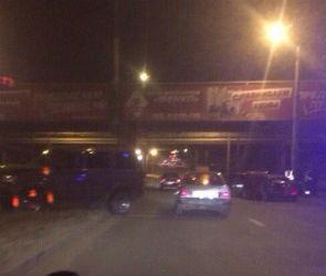 На улице Шишкова столкнулись четыре автомобиля: есть пострадавшие