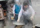 Первый фестиваль национальной кухни
