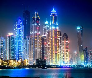 Под Новый год из Воронежа запустят прямые рейсы в Дубай