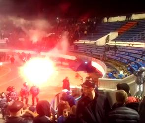 «Динамо» хочет наказать воронежского полицейского за стрельбу и ранения фанатов