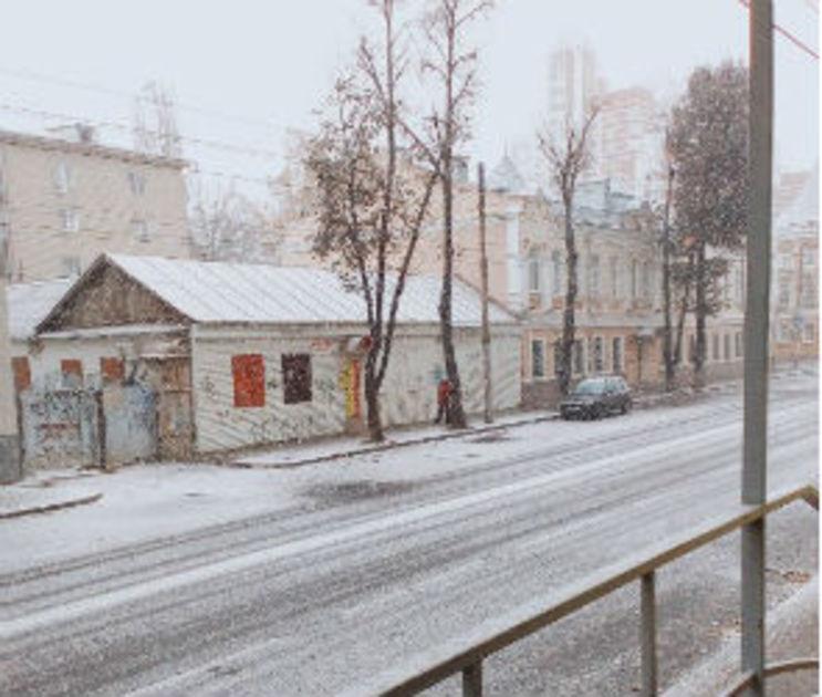 Первая неделя ноября в Воронеже будет снежной и пасмурной