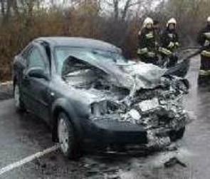 Под Воронежем «Шевроле» врезалась в грузовик: водитель погиб