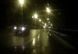 Автомобилист, перевернувшийся на набережной Массалитинова, снял момент ДТП