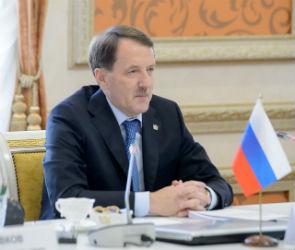 Алексей Гордеев в Израиле принял участие в обсуждении вопросов сотрудничества