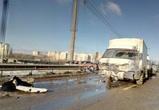 Массовое ДТП в центре Воронежа спровоцировало огромную пробку