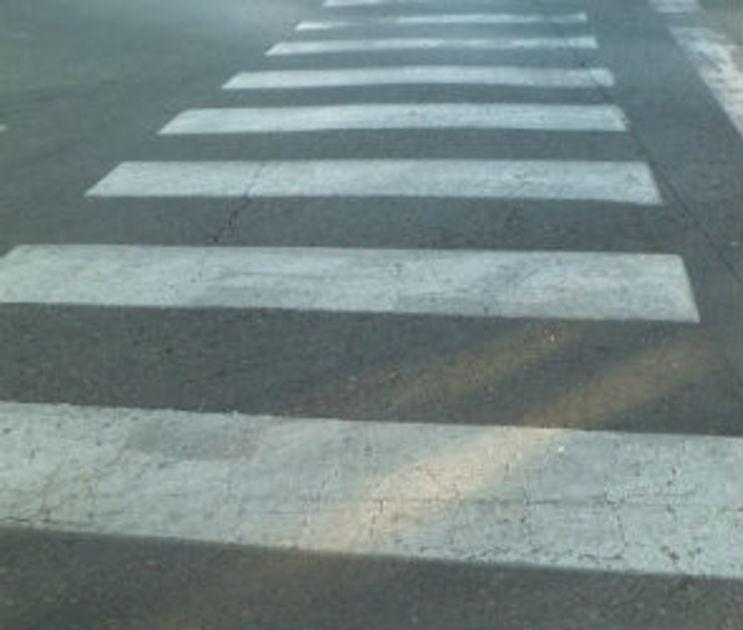 В Воронеже молодая автомобилистка сбила парня возле торгового центра