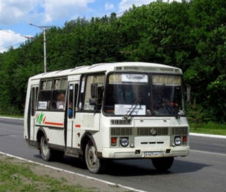 В Воронеже городские автобусы изменят схему движения