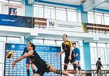 Захватывающий волейбол в «Лиге Чемпионов Бизнеса»