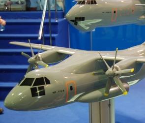 На воронежском авиазаводе завершили сборку фюзеляжа первого Ил-112