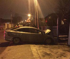 В полиции подтвердили, что водитель, сбивший девочек на тротуаре, был пьян