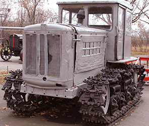 В Кантемировке под Воронежем появится памятник трактору Т-74 в честь хлеборобов