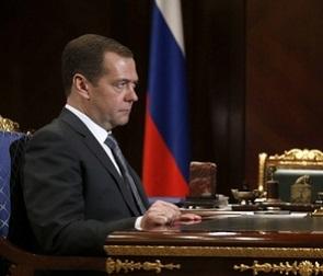 Дмитрий Медведев встретился с губернатором Воронежской области в Москве