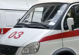 На улице Космонавтов загорелся микроавтобус: пострадал водитель