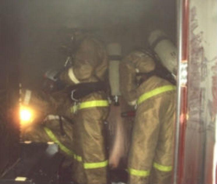 В Воронеже на пожаре погиб 21-летний парень