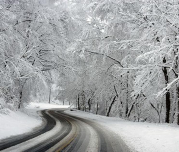 Воронежцев предупреждают об опасности на дороге из-за метели и шквалистого ветра