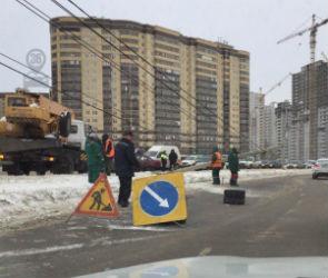 Стали известны подробности массовой аварии на улице Шишкова
