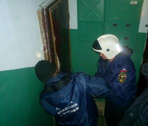 Спасатели предотвратили ЧП в воронежской пятиэтажке