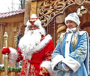 Воронежцы могут отправить новогодние пожелания через Почту Деда Мороза