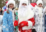 В Воронеже Дед Морозы и Снегурки пройдут парадом по проспекту Революции