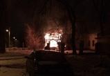 На Машмете в заброшенном здании заживо сгорели дворники