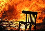 Под Воронежем выясняют причины пожара, на котором погибла пенсионерка
