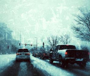 Воронежских водителей предупреждают о тумане и гололеде