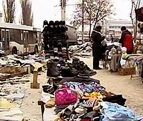 В Воронеже рынок на Остужева снесли, а торговцы на руинах остались