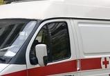 В Воронежской области полицейские на служебном авто наехали на пьяного пешехода