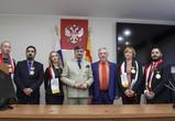Воронеж посетил посол добра «Международной организации мира» Ясин Аль-Хашими