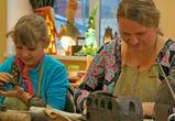 Студия «ЧудоКерамика» открывает цикл  семейных квестов  для воронежцев