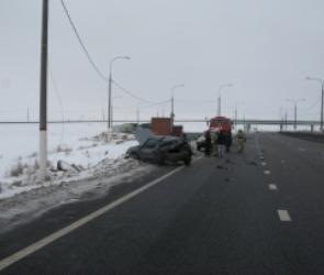 Пять человек, среди которых 11-летняя девочка, пострадали в ДТП на трассе М4