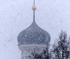 На Рождество погода в Воронеже ухудшится, придет резкое похолодание и мороз