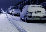 В Воронеже для уборки улиц от снега ограничат движение транспорта